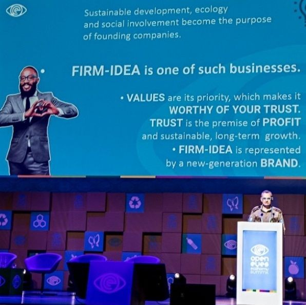 Open Eyes Economy Summit started today in #Krakow It's the first international event of this kind dedicated to Value Economy.  #oees #OpenEyesEconomySummit #valueeconomy #firmidea #neweconomy #newphilosophy #customer