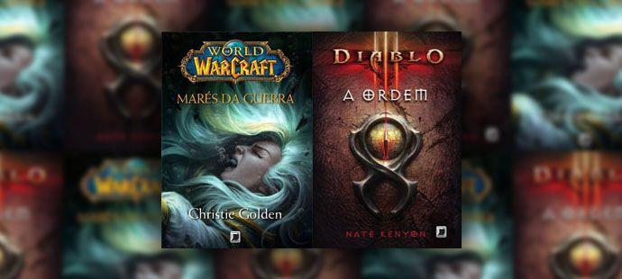 Livros de World of Warcraft e Diablo III chegam às livrarias brasileiras: http://blog.batecabeca.com.br/livros-de-world-of-warcraft-e-diablo-iii-chegam-as-livrarias-brasileiras.html
