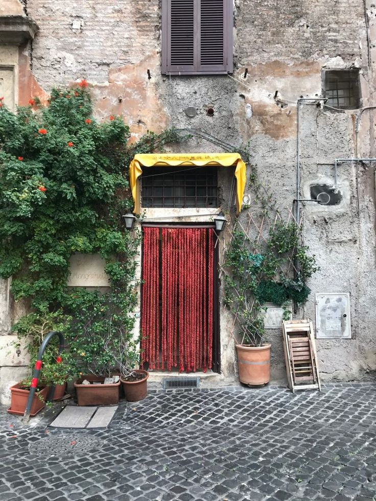 Go.Eat.Here!  Jewish Quarter in Rome
