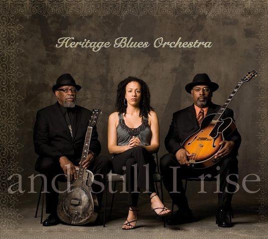 """""""And Still I Rise"""", l'album de l'Heritage Blues Orchestra nommé aux Grammy Awards."""
