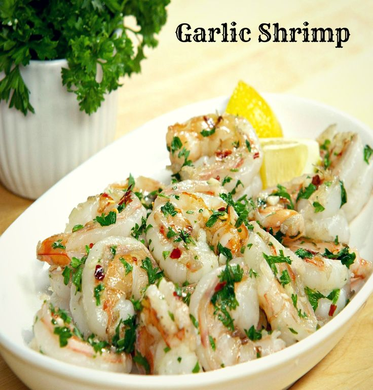 Flavor of #garlic makes the #shrimp taste amazing. Try it out! #garlicshrimp
