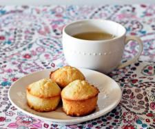 Almond Muffins | Official Thermomix Recipe Community
