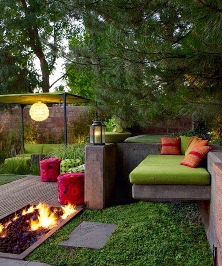 Luxury outside