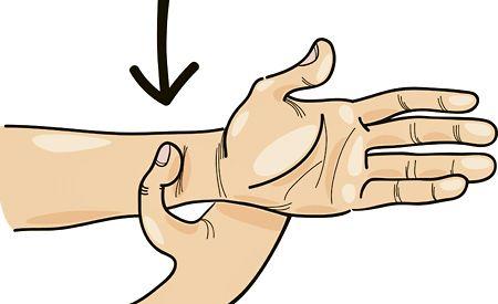 Aktivieren Sie Ihre Selbstheilungskräfte mit Hilfe von Akupressur! - Die zwölf wirkungsvollsten Akupressurpunkte