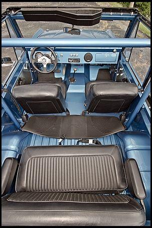 F123 1976 Ford Bronco  302 CI, Automatic Photo 5