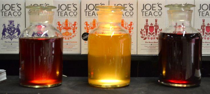 Joe's ekologiska teer passar lika bra varma som att använda som iste, läs mer på http://beriksson.net/vara-varumarken/joes-tea