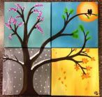Best 88+ Canvas Painting Projects simple Ideas