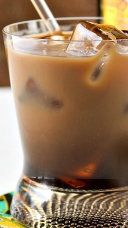 Brown Russian Drink Recipe