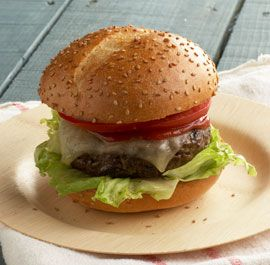Ultimate Hamburgers: Grilling up a burger—one your guests will rave about—isn't exactly rocket science, but there are a few tricks to elevating your burgers to ultimate status. Via FineCooking