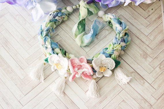 Chunky Statement Blooming Necklace n.002 by BlueberrySodaShop, €20.00