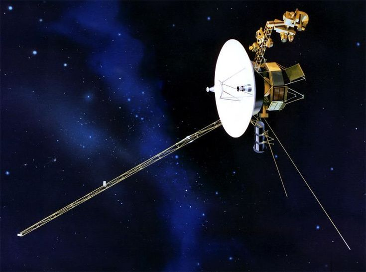 Voyager Space Probe | Voyager Probe Picked up Reprogrammed by Aliens?