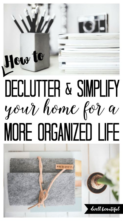 75 Things to Throw Away and Declutter for an Organized Life