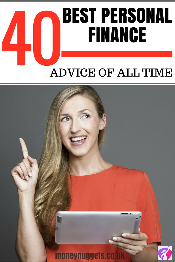 If you're finding it hard to figure out the best way to get your money working for you, don't worry. We've put together a list of the 40 best pieces of money advice we've ever received or heard.  Once you've read through our list, you'll know exactly what to do to make sure your finances are always in peak condition!