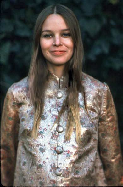 Mamas and Papas beauty Michelle Phillips
