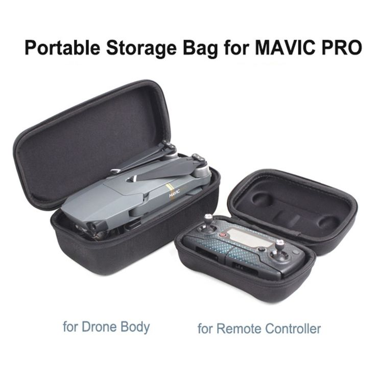 >> Click to Buy << Portable Lightweight Waterproof EVA Safe Lined Case Box Bag Protector For MAVIC PRO Drone/Controller  #Affiliate