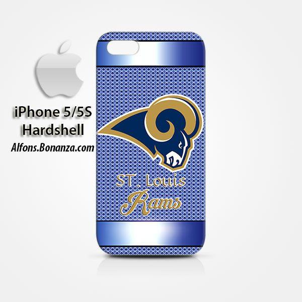 St. Louis Rams Logo iPhone 5 5s Hardshell Case