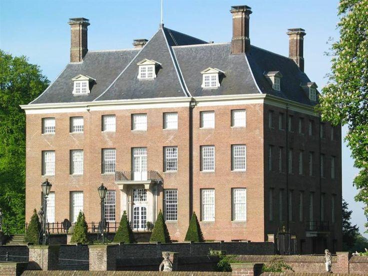 Kasteel Amerongen te Amerongen / Utrecht Nederland