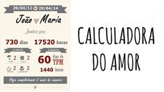calculadora do amor  >> adaptar para calculadora da amizade