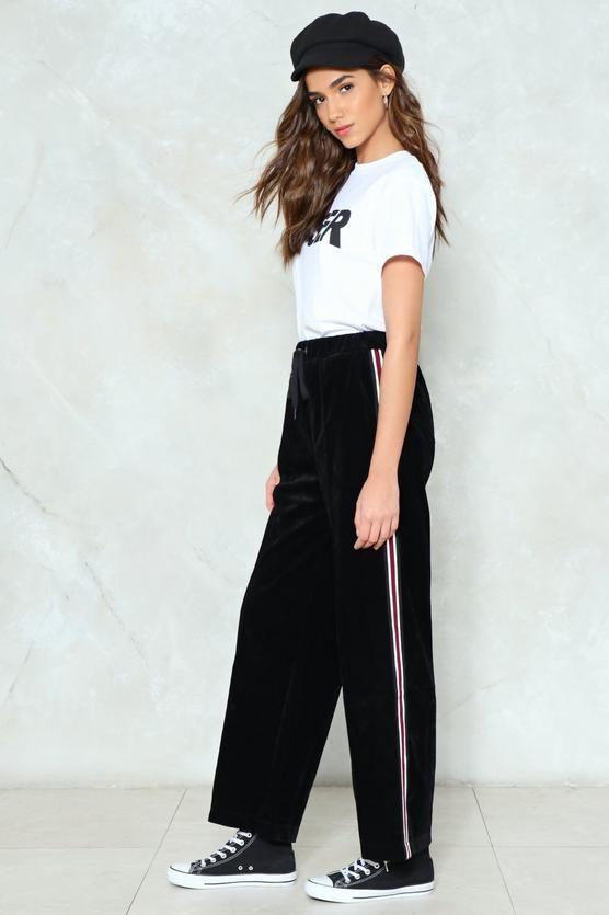 Touchy Subject Cord Pants