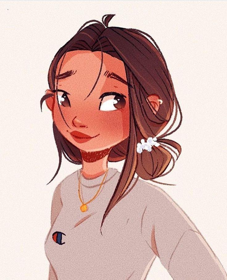 Hair reference Anime long hair, Long hair drawing