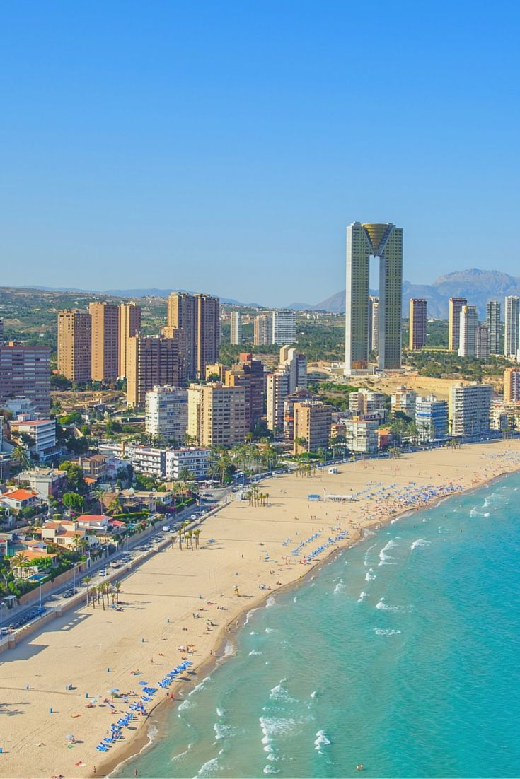 What do you think of the news that UK police are set to patrol the streets of Benidorm?