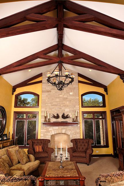 16 best images about beams on pinterest interior design for Arched ceiling beams