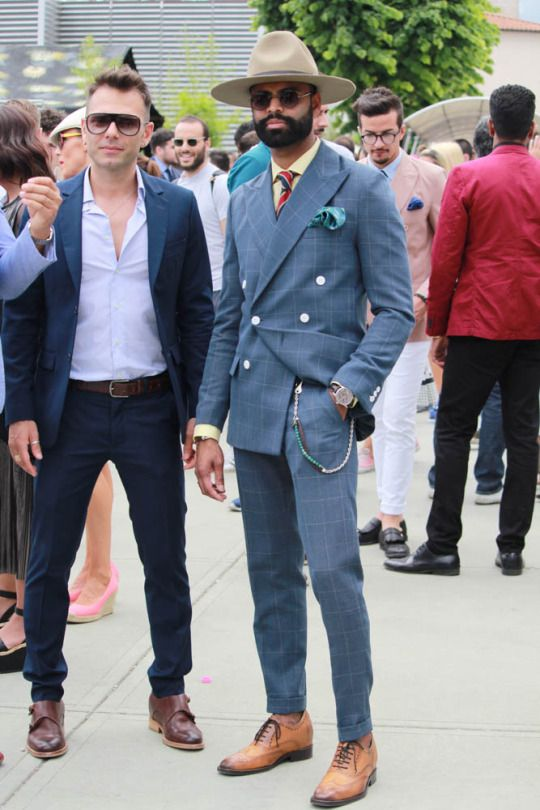 Street style Pitti Uomo 88 – Powered by Louis Purple – Day 2 - Stil Masculin .ro