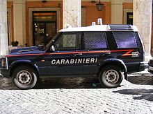 Carabinieri - Wikipedia, the free encyclopedia