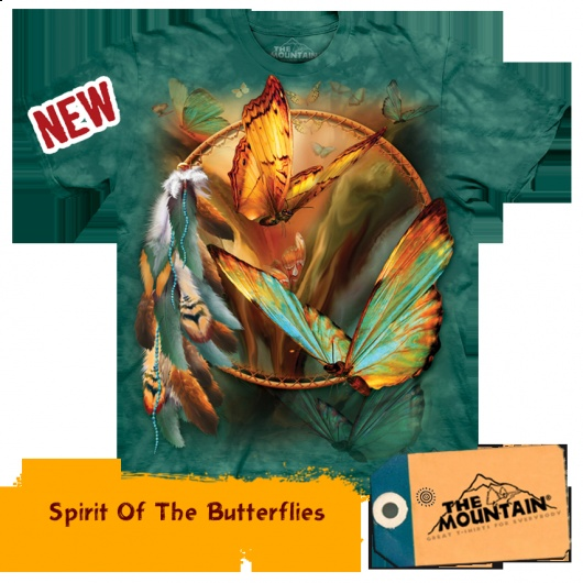 Spirit Of The Butterflies