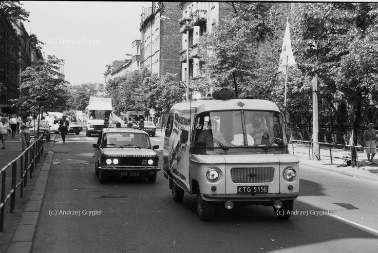 pastsilesia: Pogotowie Ratunkowe (Katowice, 1993 r)