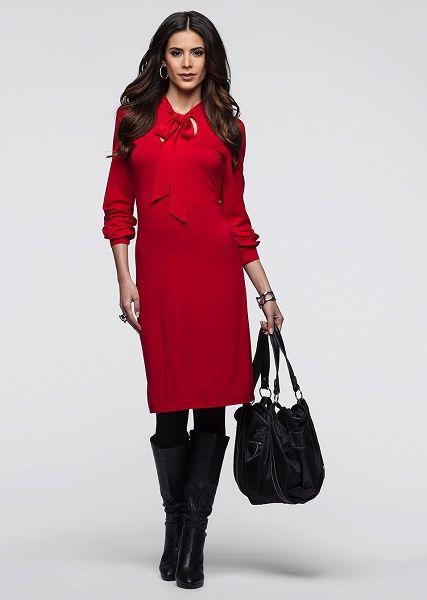 Šaty Mäkký viskózový elastický materiál • 11.99 € • bonprix