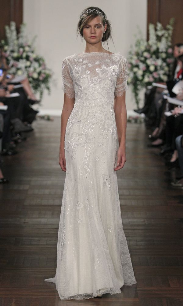 #JennyPackham #Wedding Dress - Mimosa