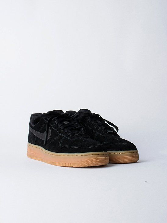 APLACE Nike Air Force 1 '07 Black Gum - Nike