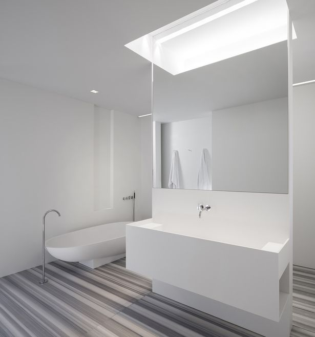 Best Bathroom Spaces Images On Pinterest Architects