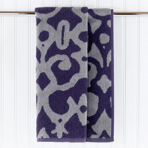 Best Purple And Grey Bathroom Images On Pinterest Annie - Lavender bath towels for small bathroom ideas