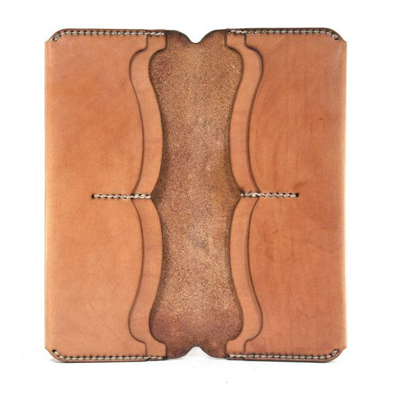 LEATHER WALLET Handmade Long Leather Wallet Mens by MannAndCo