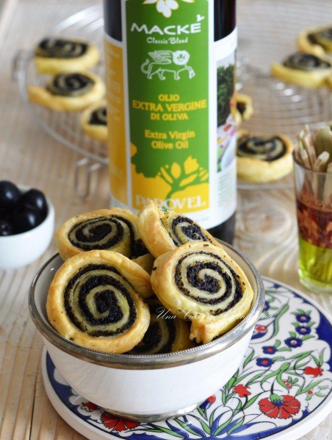 Spirali con tapenade vegetariana alla liquirizia e olio extra vergine Macké_Una…