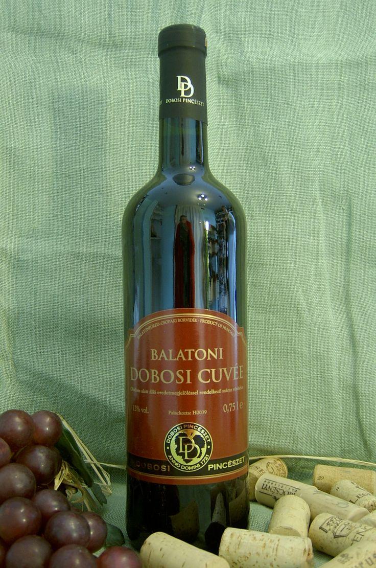 Dobosi Cuvée vörös száraz, Dobosi Pincészet