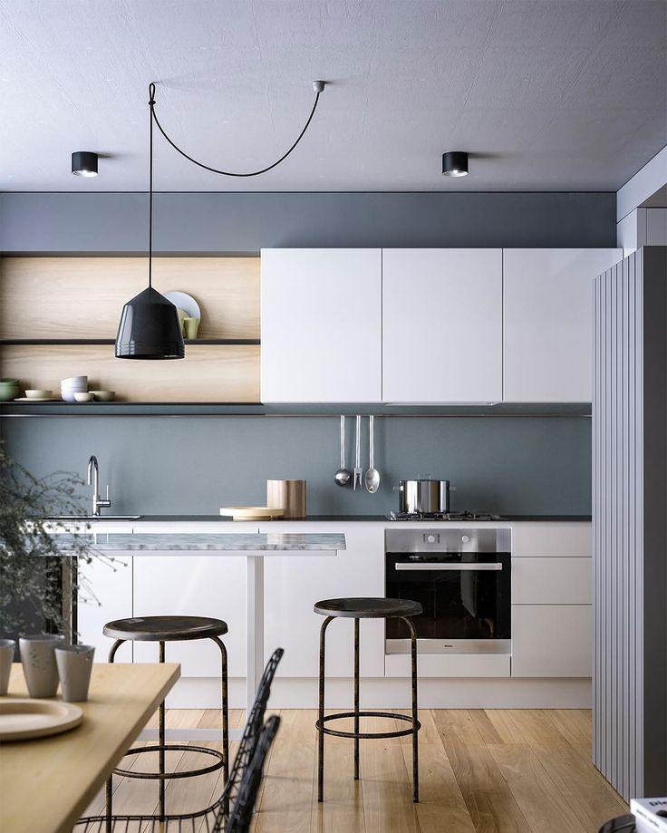 Super Farbe für die Küche