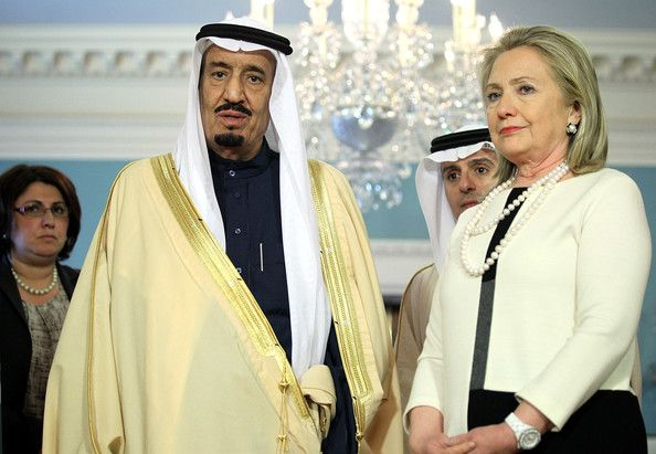 Saudi Arabia Has Funded 20% Of Hillary's Presidential Campaign, Saudi Crown Prince Claims | Zero Hedge