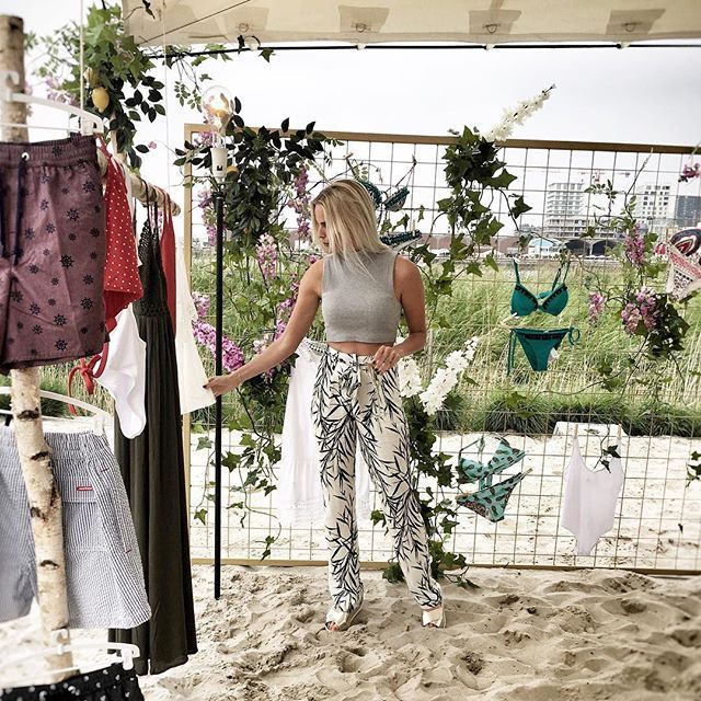 Surrounded by sizzling swimwear . #lastweeks #launch #calzedonia #strantwerpen #summervibes #italianswimwear #summer  via ELLE BELGIUM MAGAZINE OFFICIAL INSTAGRAM - Fashion Campaigns  Haute Couture  Advertising  Editorial Photography  Magazine Cover Designs  Supermodels  Runway Models