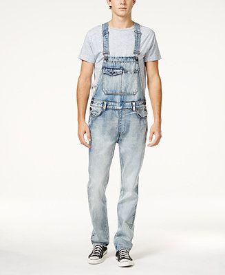 American Rag Men's Porter Cotton Overalls, Created for Macy's - Jeans - Men - Macy's