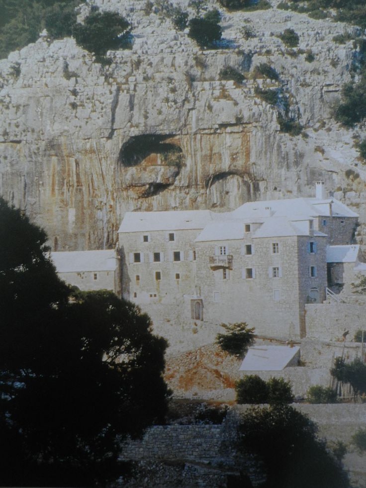Blaca, the desert, Benedictine Monastery