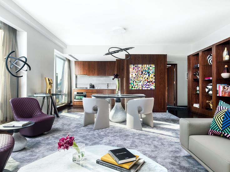 11 best Roche Bobois Penthouse Suites images on Pinterest | Flats ...