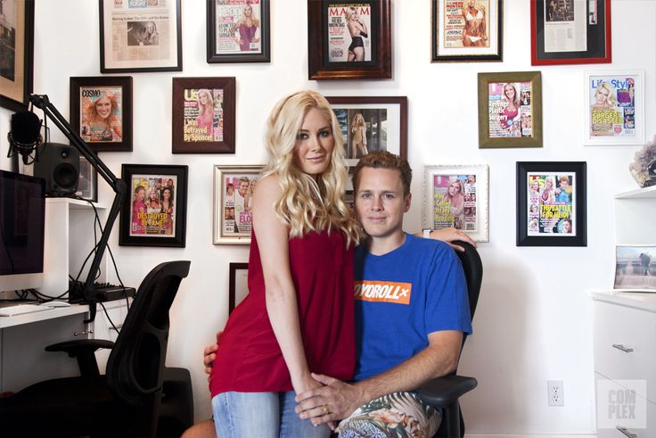 "Less than a decade ago, Spencer and Heidi Pratt were household names. The villains of ""The Hills"" catch up with COMPLEX."