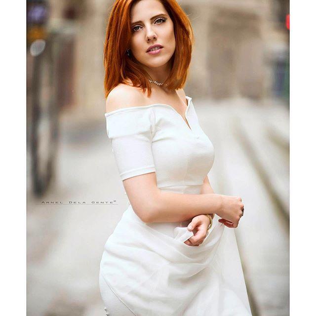 Claire Delorme Claire Delorme Photos Et Videos Instagram White Dress White Spirit Crazy Girls