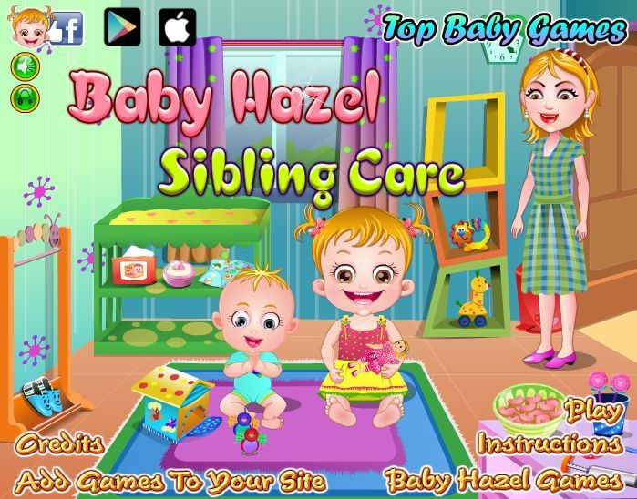 Mom is occupied with cooking, so she has asked Baby Hazel to look after Matt. Enjoy taking care of little Matt with Hazel and fulfill all his needs.  http://www.topbabygames.com/baby-hazel-sibling-care.html