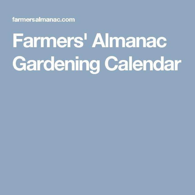 Best 25 Farmers Almanac Ideas On Pinterest Old Farmers Almanac Companion Planting And
