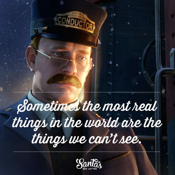 The Polar Express - http://santasredletter.com