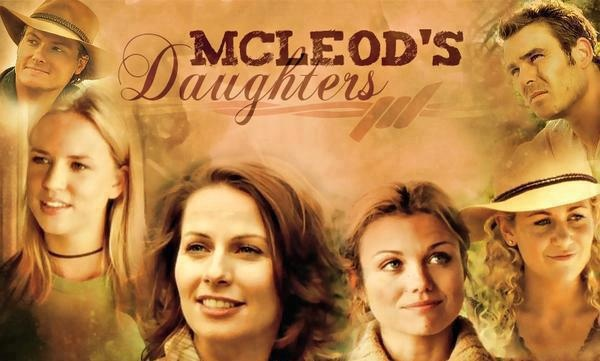 McLeod's Daughters-- seriously an amazing Australian drama! I started watching it so I could pick up on Australian slang and stuff, but I am totally hooked now! It's so good!